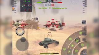 AMX 13 75 wot blitz первое впечатление