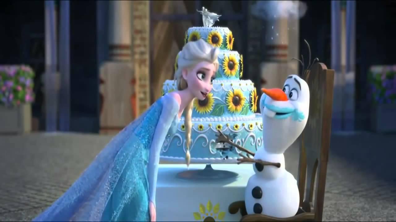 Película Frozen: Fiebre Congelada (2015) Español Latino Online - YouTube