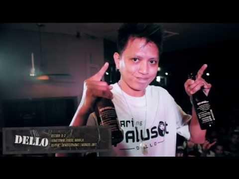 FlipTop - Dello vs Romano @ Isabuhay 2015 Semifinals