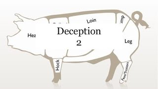 The Bible Unlocked: The Pork Deception 2