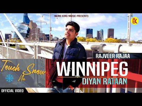 Winnipeg Diyan Rataan |  RAJA MelodyX | Touch Snow Nu Karke Aayi | New Punjabi Songs 2018