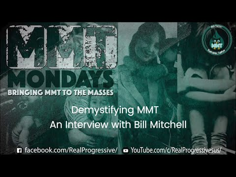 MMT 101: Economics for the People with Professor Bill Mitchell