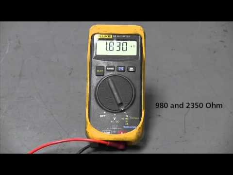 ABS Sensor Diagnostics - YouTube
