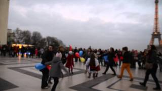 HORA UNIRII la Paris, 1 decembrie 2013