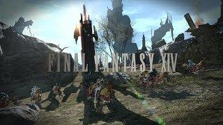 FINAL FANTASY XIV E3 2014-Trailer - Ein Reich in Gefahr
