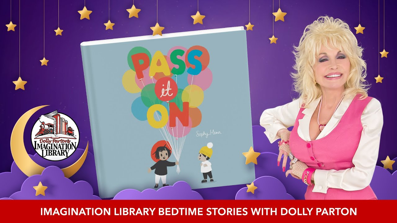 """Download """"Pass It On"""" with Dolly Parton 