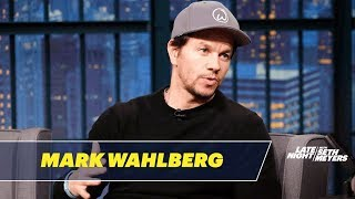 Mark Wahlberg's Kids Use Him for His Celeb Connections