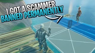 J'ai un escroc interdit par epic Games permanent! (Scammer Obtient Scammed) Fortnite Save The World Pve Fortnite Save The World Pve Fortnite Save The World Pve Fortnite