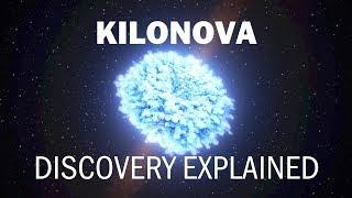 SvC News: Discovery of a Kilonova