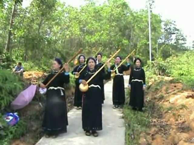 Pinh Leo ti noong - Then Tày Bình Liêu - minhkhung115