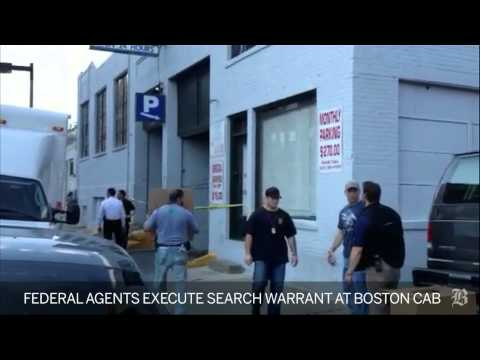 Federal agents raid Boston Cab