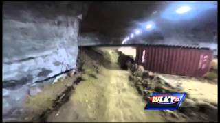 Louisville's Underground Bike Course Prepares For Open, Gets National Attention