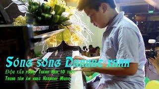 Sóng sông Danube xanh - Độc tấu Piano Thành Nam | Harmony Music
