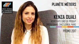 Planète Métiers - Kenza Ouali, L'Oréal Paris (promo 2017)