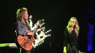 Andi & Alex perform 'Where Did You Go?' at the Meyer Theatre