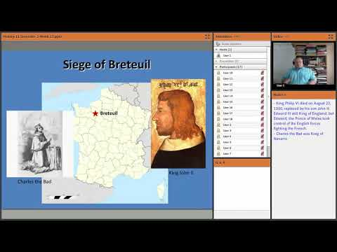 Online Course Sample-11th History