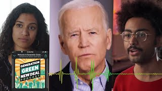 GenGND Podcast: Episode 6 - Joe Biden and the Green New Deal