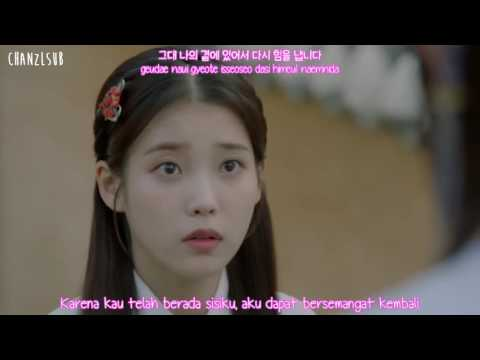 TAEYEON - All With You [Moon Lovers : Scarlet Heart Ryeo OST Part 5] (Indo Sub) [ChanZLsub]