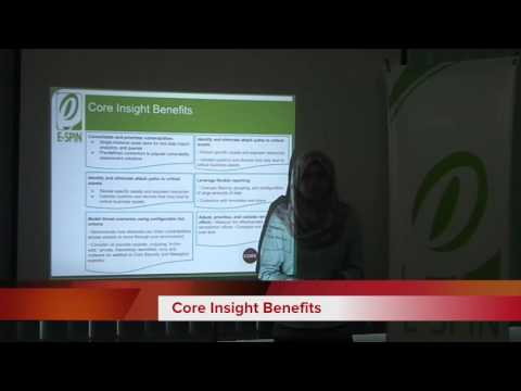 Core Security Core Insight Product Overview by E-SPIN