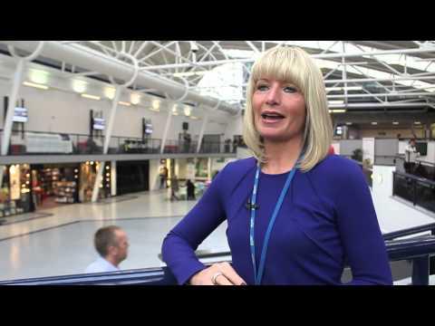 Louise Fletcher -- Education Liaison Development Officer