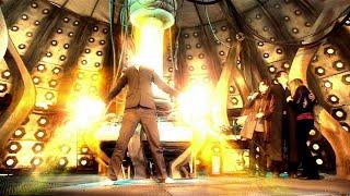 10 Доктор регенерирует в Доктора Метакризиса   Украденная Земля/Конец путешествия   Доктор Кто