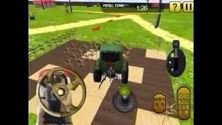 Farm tractor Driver  Simulator