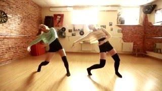Связка contemporary dance