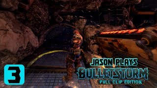 Lets Play Bulletstorm Full Clip Edition Xbox One Part 3   The Mining Complex