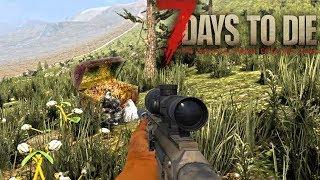7 Days To Die На поиски клада 6