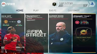 [489 MB] FIFA 20 Android Mod FIFA 14 Offline New Faces Kits Transfer Best Graphics #fifa19android