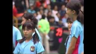 女子フットサル紅白戦2004ベリキュ