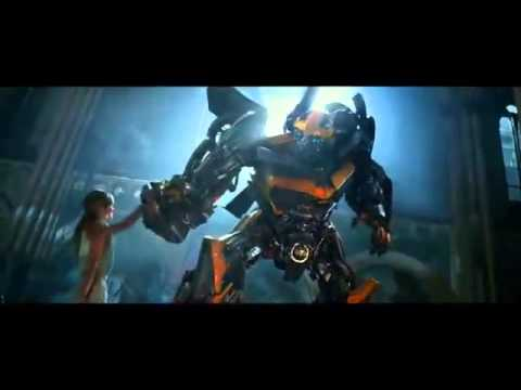 Transformers: Age of Extinction TV Spot - Bumblebee Dances ... Transformers 4 Bumblebee Vs Stinger