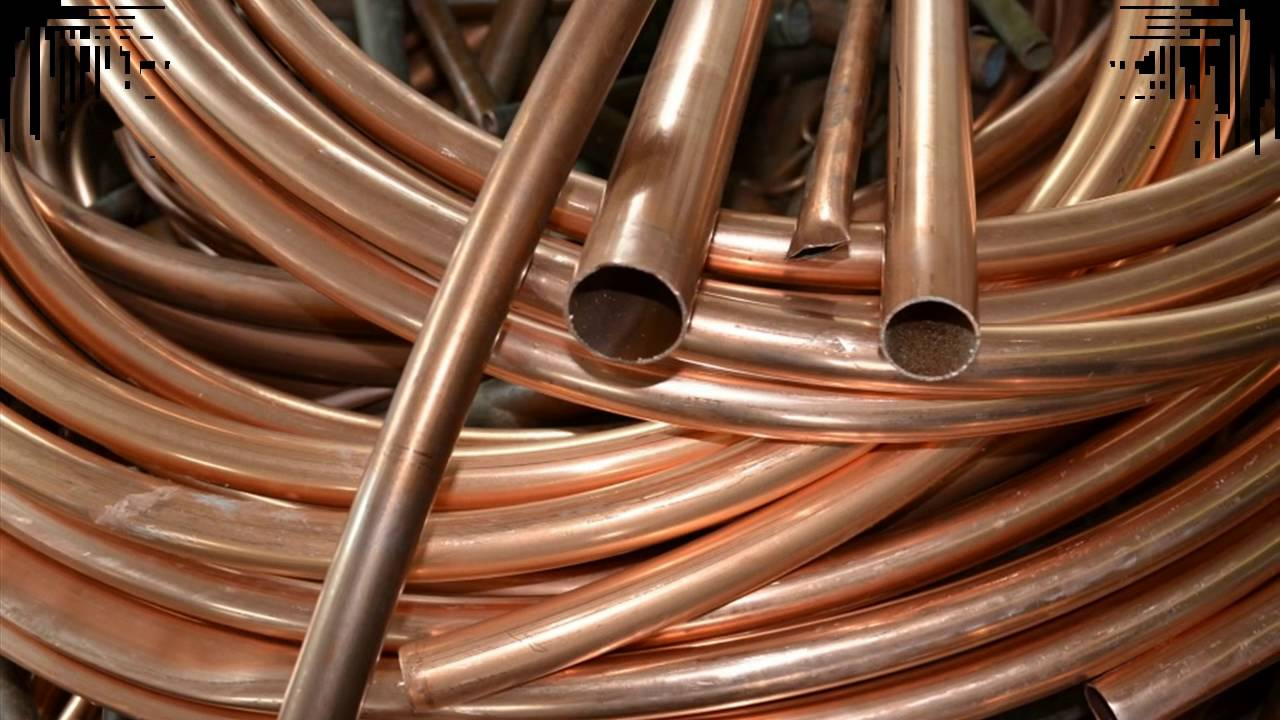 Copper tubing for sale copper pipe cost per metre youtube for Copper pipe cost