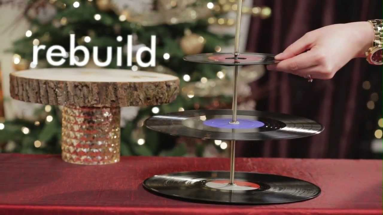 How To Make Your Own Tree Stand Make Your Own Cake Stand
