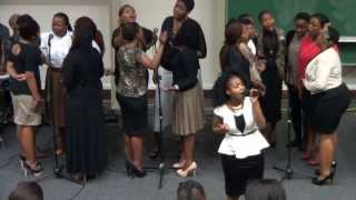 Download UCT SCF - You are Alpha & Omega - I surrender all to Jesus! MP3 song and Music Video
