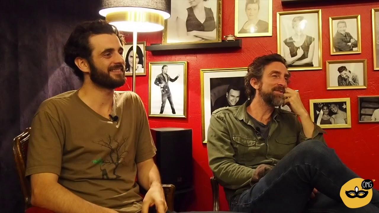 Les Sinocs: mon duo d'improvisation coup de coeur