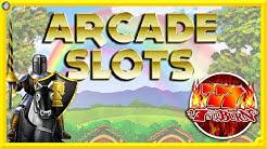 ARCADE SLOTS! 7's to Burn Free Spins, Black Knight Community