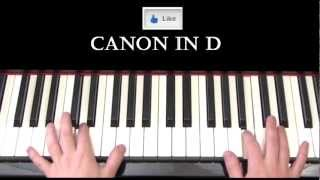 Canon in D (Pachelbel) Piano Cover by Ryan Jones
