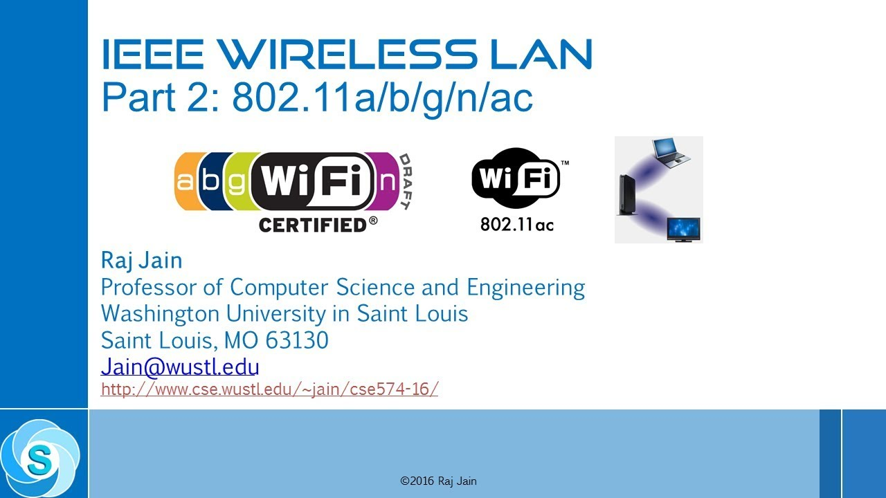 IEEE 80211 Wireless LANs Revisited Part 13 80211n