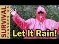 Best Emergency Rain Jacket - Rain River Ponchos vs Coleman Poncho