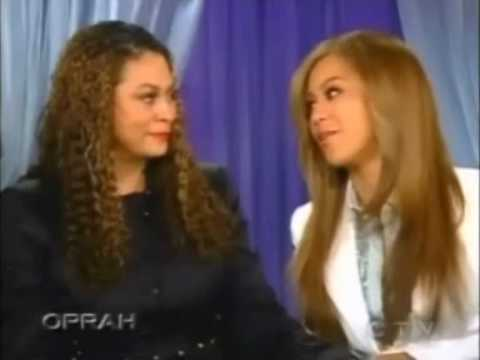 Emotional moments of beyonce