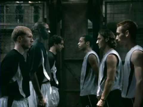 2002 NIKE Football Short Film (A Little Less Conversation / Elvis vs JXL) 720P