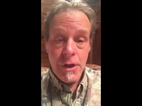 Ted Nugent on Trump election
