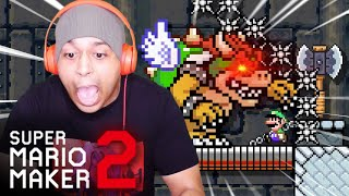 HOW THE FUUUUUH!? [SUPER MARIO MAKER 2] [#70]