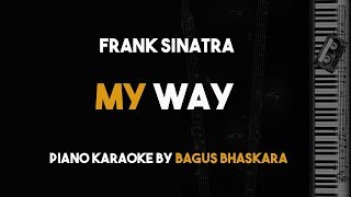 My Way - Frank Sinatra (Piano Karaoke Version)