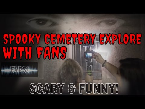 GHOST HUNTING WITH FANS {SCARY & FUNNY} ALL IN ONE VIDEO!