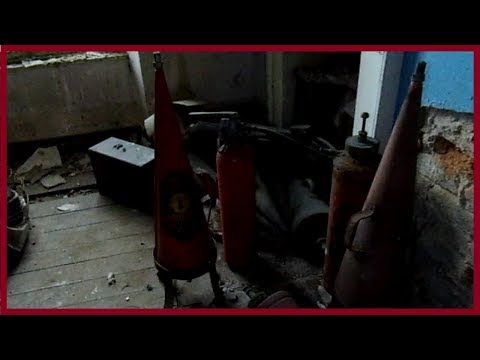 UrbEX : CANADIAN GEOLOGISTS HOME IN SCOTLAND - Part 6 FINAL