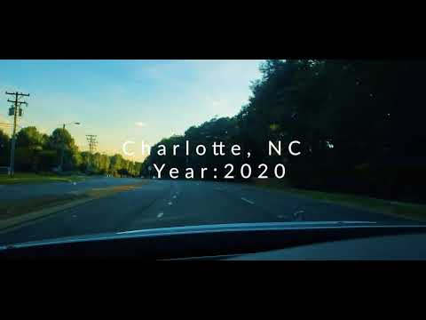 Charlotte, North Carolina - Virtual Drive Tour 5 - Summer 2020 [Rae Rd & Piper Glen]