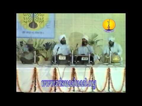 AGSS 1997 : Raag Gujri - Bhai Niranjan Singh Ji Jawaddi kalan