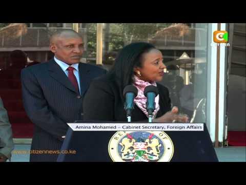 Muigai Drafts Bill Seeking To Pull Kenya Out Of Rome Statute